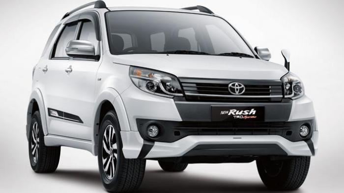 Daftar Harga Mobil Bekas Toyota Rush, Mulai Rp 100 Juta