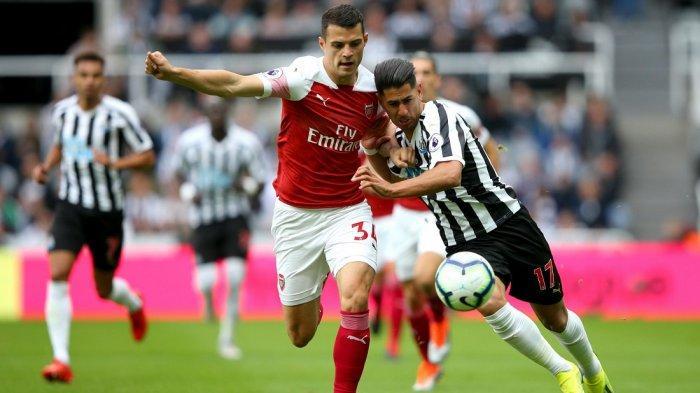 Jadwal Liga Inggris Pekan ke-34,Head to Head dan Prediksi Newcastle vs Arsenal