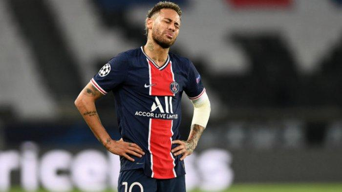 Semifinal Liga Champions Man City vs PSG, Neymar : Keberuntungan 1% Keyakinan 99%
