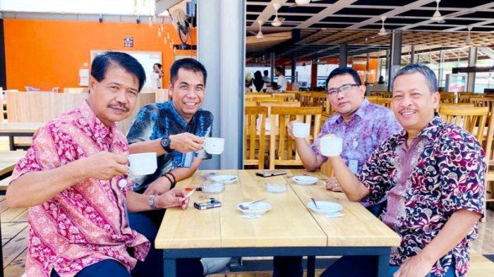 PT KAI Divre IV Dukung Gubernur Lampung Minum Kopi Bersama Setiap Hari Jumat