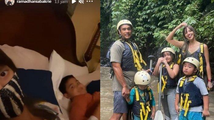 Pulang dari Liburan ke Bali, Anak Nia Ramadhani Terpapar Covid-19