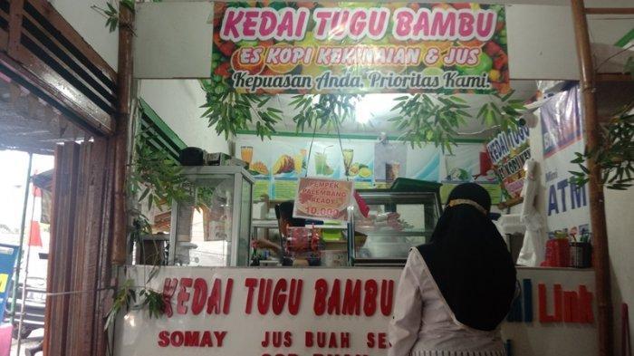 Nikmati Segarnya Jus Buah di Kedai Tugu Bambu, Harga Ekonomis hanya Rp 5 Ribu per Cup
