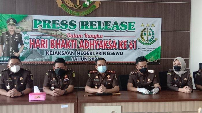 Nilai Kerugian Dugaan Korupsi Sekretariat DPRD Pringsewu Batal Diumumkan, BPKP Masih Meneliti
