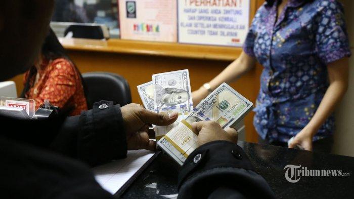Nilai Tukar Rupiah Menguat, Rp 14.635 per Dollar AS Pada Selasa, 25 Agustus 2020