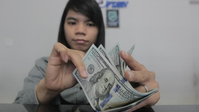 Nilai Tukar Rupiah Terhadap Dollar AS Kembali Melemah, Senin, 24 Agustus 2020