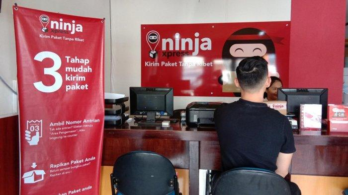 Ninja Xpress Berikan Layanan Cod Tribun Lampung