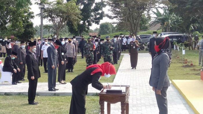 No Rapid No Meeting, Konsep Pengendalian Covid-19 di Tulangbawang