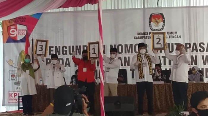 LIVE STREAMING Debat Calon Bupati Lampung Tengah Malam Ini Jam 19.30 WIB