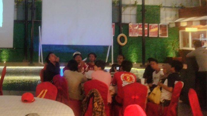 Nonton Bareng Bali United vs Badak Lampung, CEO Perseru BLFC: Mudah-mudahan Bisa Menang