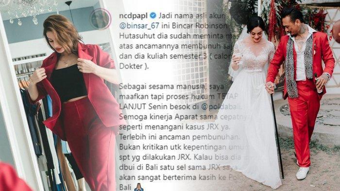 Nora Alexandra Diancam Akan Dibunuh, Berharap Pelaku Dibui Satu Sel dengan Jerinx