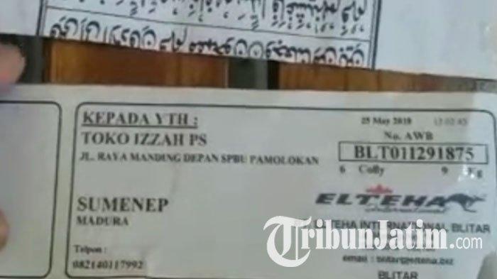 Buat Geger Nota Pengiriman Paket Pakai Kertas Alquran, Pemiliknya Ternyata Guru Ngaji