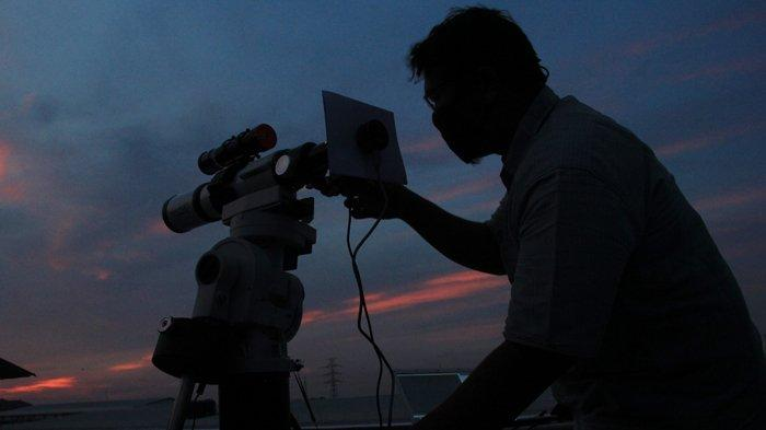 Observatorium Astronomi Itera Lampung Akan Amati Hilal 1 Ramadan 1442 H Sore Ini