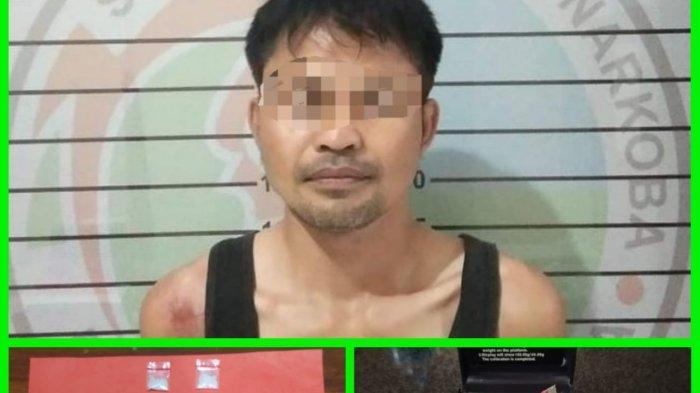Oknum Honorer Lampung Tengah Diamankan karena Miliki Sabu dan Ganja