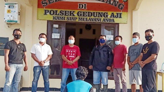 Gelapkan Uang Nasabah, Oknum Karyawan Koperasi di Tulangbawang Diamankan