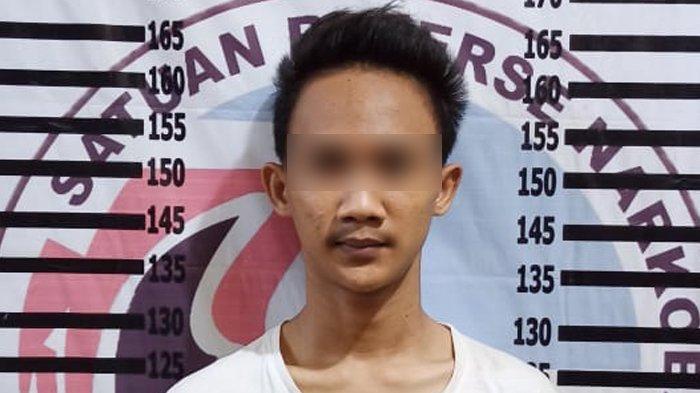 Oknum Mahasiswa Ditangkap Polisi, Kerap Jadikan Rumahnya Tempat Pakai Sabu