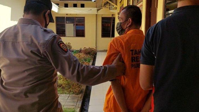 Mantan Pj Kepala Pekon Terdana Terancam Hukuman 20 Tahun Penjara
