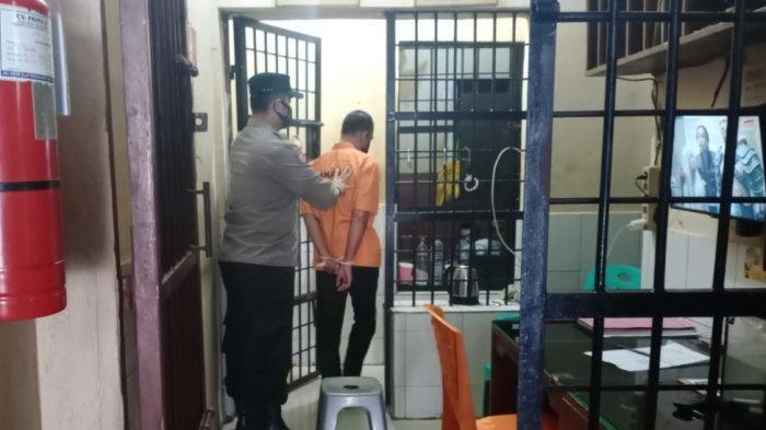 Oknum Mantan Pj Kakon Terdana yang Diamankan Polisi Ternyata ASN Aktif