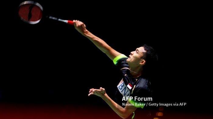 JADWAL Olimpiade Tokyo 2020 Cabor Badminton, Jonatan Christie dan Ginting Main Pertama