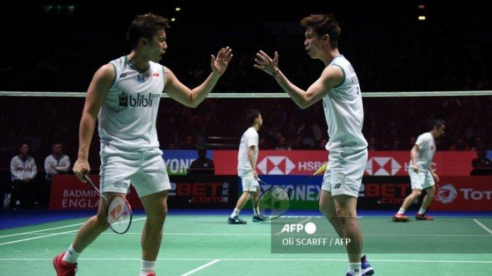 Olimpiade Tokyo 2020, Pelatih Badminton Ganda Putra Optimistis di Level Maksimal