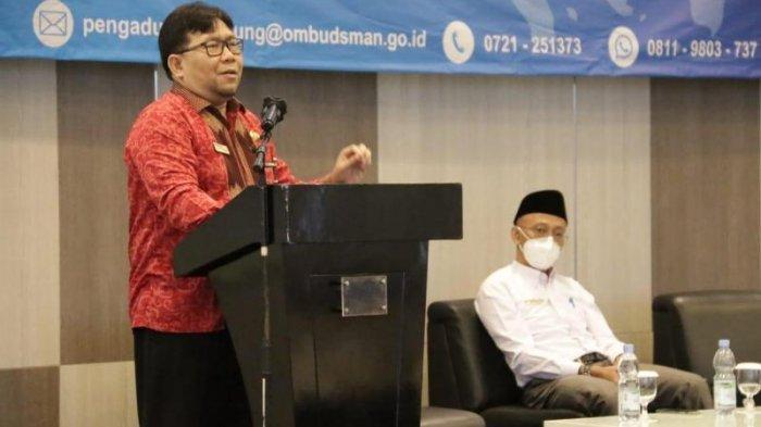 Ombudsman Lampung Gelar Workshop Focal Point, Optimalkan Peran Inspektorat dalam Pelayan Publik