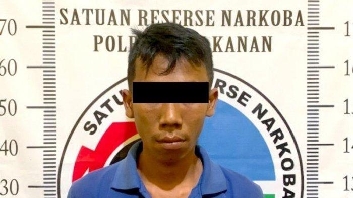 Operasi Antik Krakatau 2021, Polisi Amankan Pria Miliki Sabu di Pakuan Ratu