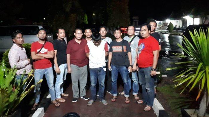 Polres Lampura Ringkus 5 Pelaku Kejahatan dalam Operasi Cempaka Krakatau 2020