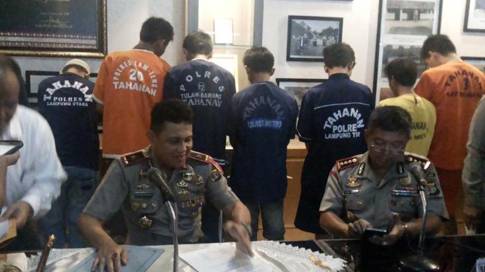 73 Persen Target Operasi Berhasil Ditangkap