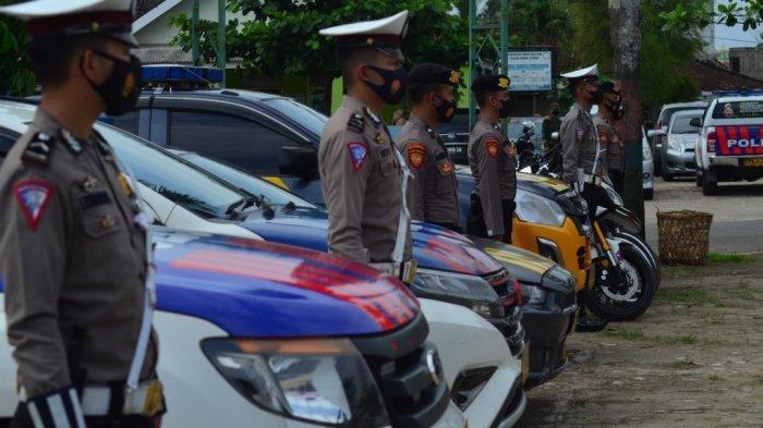 Kegiatan Berpotensi Klaster Covid-19 Jadi Sasaran Operasi Patuh Krakatau di Pringsewu Lampung