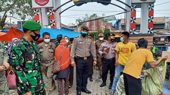 30 Pelanggar Prokes di Lampung Barat Terjaring Operasi Yustisi