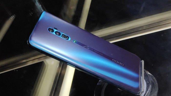 Ilustrasi. HP Oppo Reno 10x Zoom