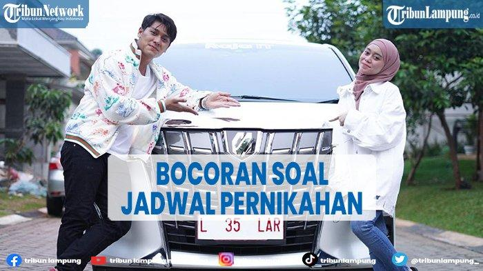 Jadwal Pernikahan Lesti Kejora dan Rizky Billar Bocor
