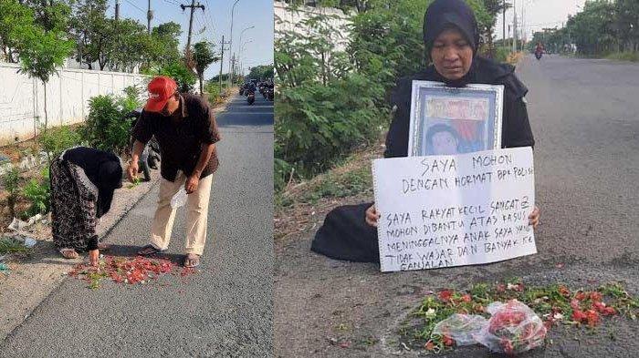 Ayah Korban Protes ke Polisi: Anak Saya Dikepung sebelum Meninggal kok Tidak Diperagakan