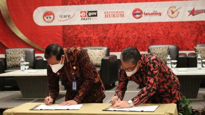 Dorong Jumlah HaKI, UM Metro Jalin Kerja Sama dengan Kanwil Kemenkumham Lampung