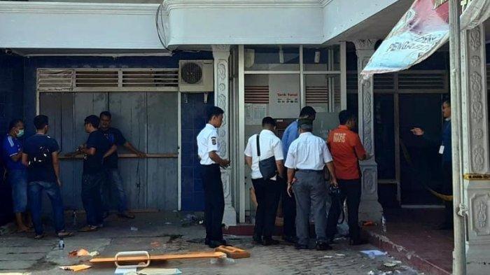 ATM Gagal Didongkel Pakai Avanza, Begini Cara Canggih Bobol ATM di Lampung Pakai Remote Control
