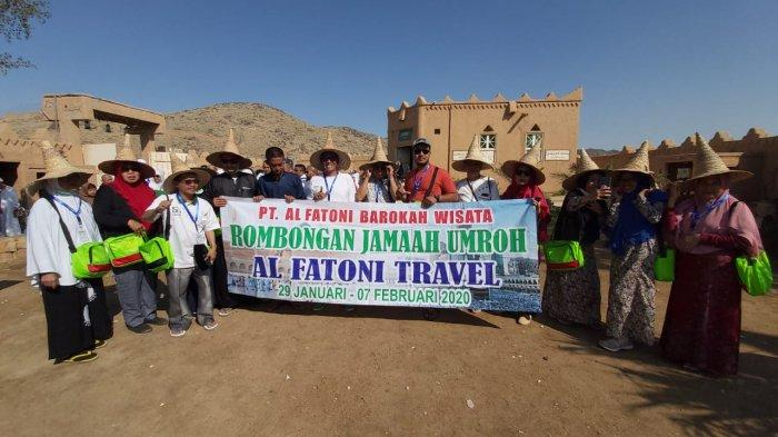 Paket Umrah Ramadhan Super Promo di Al-Fatoni Travel