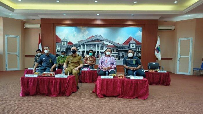 Wabup Pandu Minta Isoter Rusunawa Lampung Selatan Dimanfaatkan