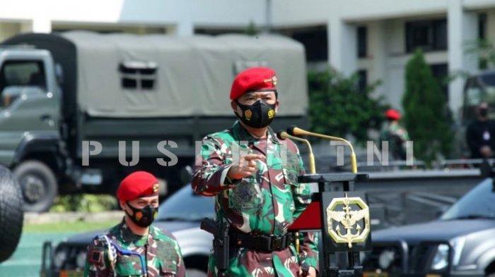 Panglima TNI Nilai Propaganda di Media Sosial Lebih Efektif dari Perlawanan Bersenjata