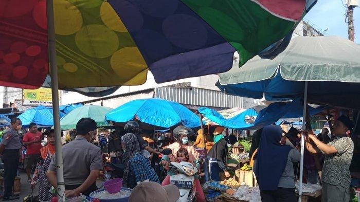 Harga Sembako di Metro Stabil, Bawang Merah Rp 28 Ribu per Kg