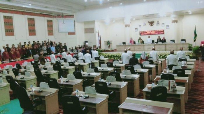 Senin Depan 40 Anggota DPRD Tuba Terpilih Dilantik, Kursi Terbanyak dari PDIP
