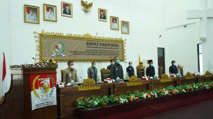 Bupati Tubaba Umar Ahmad Berharap Legislatif Evaluasi Mendalam LKPj APBD 2020