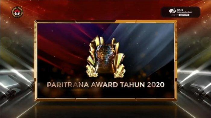 Paritrana Award 2020, BPJAMSOSTEK Imbau Pemda Dukung Implementasi Jaminan Sosial Ketenagakerjaan