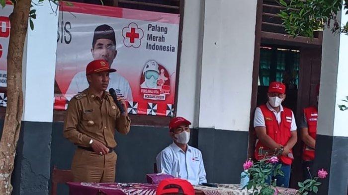PMI Lampung Barat Gelar Gebyar 8.000 Dosis Vaksinasi Covid-19