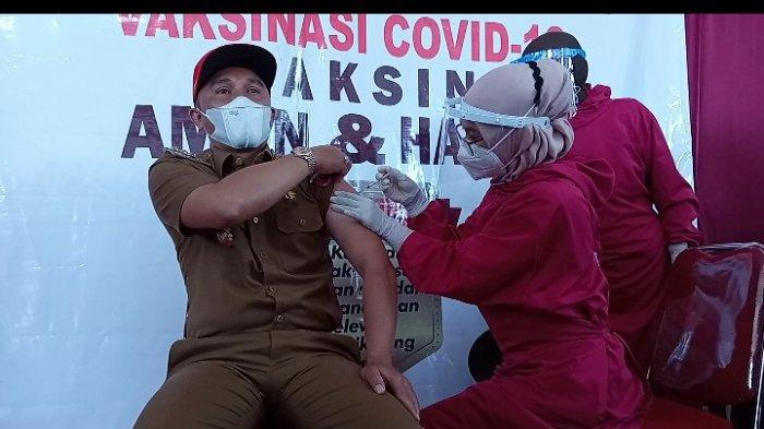 Parosil Mabsus Disuntik Vaksin Covid-19: Lebih Sakit Digigit Semut