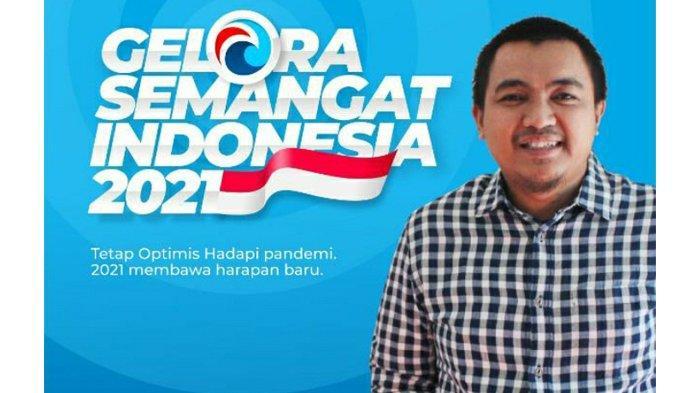 Partai Gelora Target Pengurus DPC di Lampung Terpenuhi 100 Persen di Tahun 2021