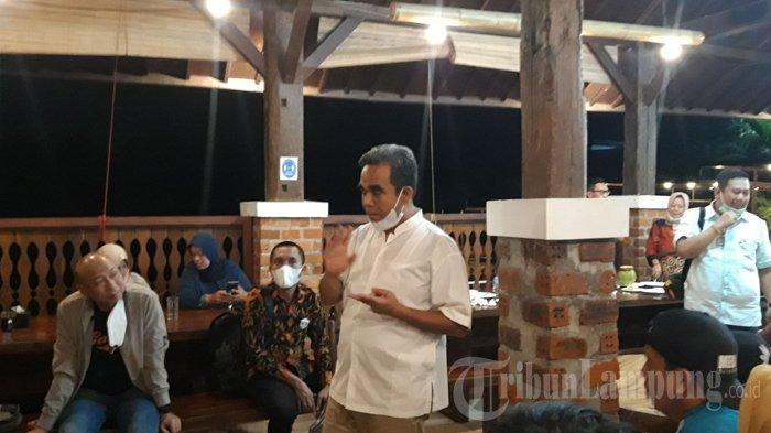 Partai Gerindra Lampung Dorong Kadernya untuk Maju di Pilkada Serentak 2024