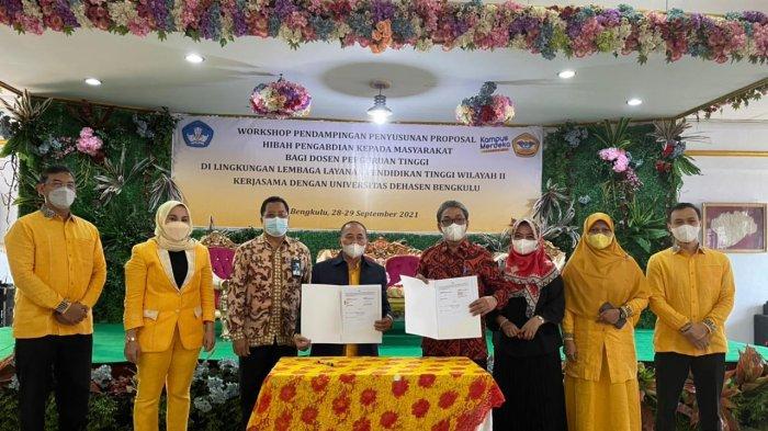 Perkuat Kerja Sama Kelembagaan, UM Metro Gandeng Unived Bengkulu