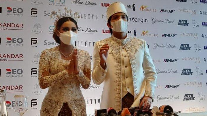 Atta Halilintar dan Aurel Bulan Madu ke Bali, 'Kita Bahagia'