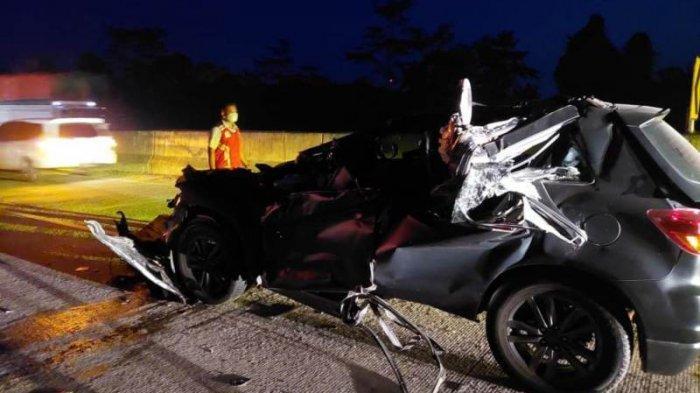 Pasca Kecelakaan di Tol Lampung, Kondisi Wakapolres Lampung Utara Berangsur Membaik