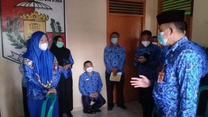 Pasca Libur Lebaran, Tingkat Kehadiran Pegawai di Lampung Utara Capai 70 Persen