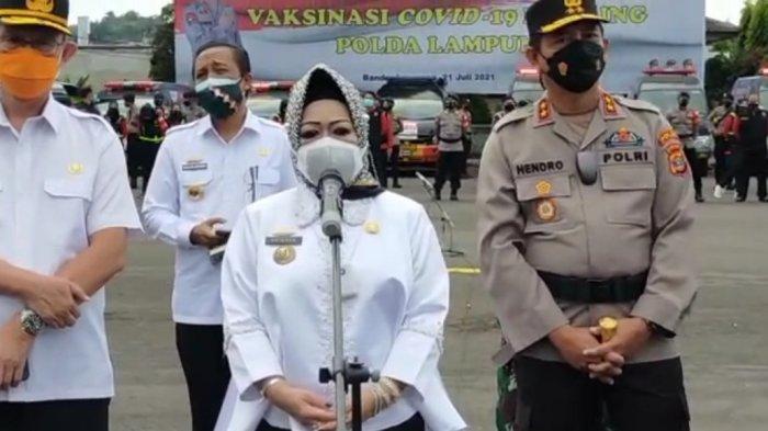 Warga Lampung yang Bergejala Ringan Covid-19 Diminta untuk Isoman di Rumah